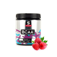 BCAA SportLine Nutrition 2:1:1, малина, 450 г