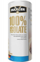 Протеин Maxler 100% Isolate, швейцарский шоколад, 450 г