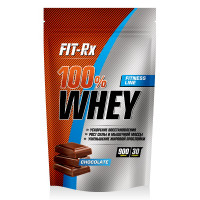 Протеин FIT-Rx 100% WHEY, шоколад, 900 г