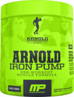 Активаторы NO2 MusclePharm Arnold Iron Pump 180 г.