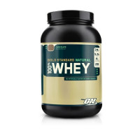 Протеин Optimum nutrition 100% Whey Gold Standard Natural 910 г.